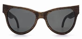 Wood frame Eyewear