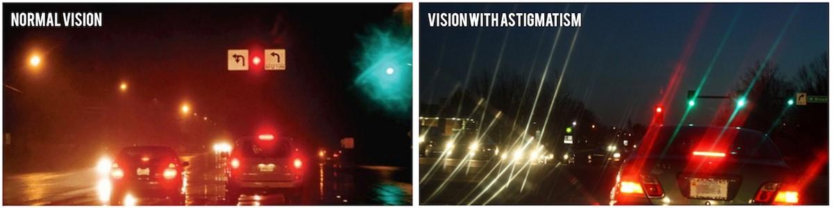 vision at night