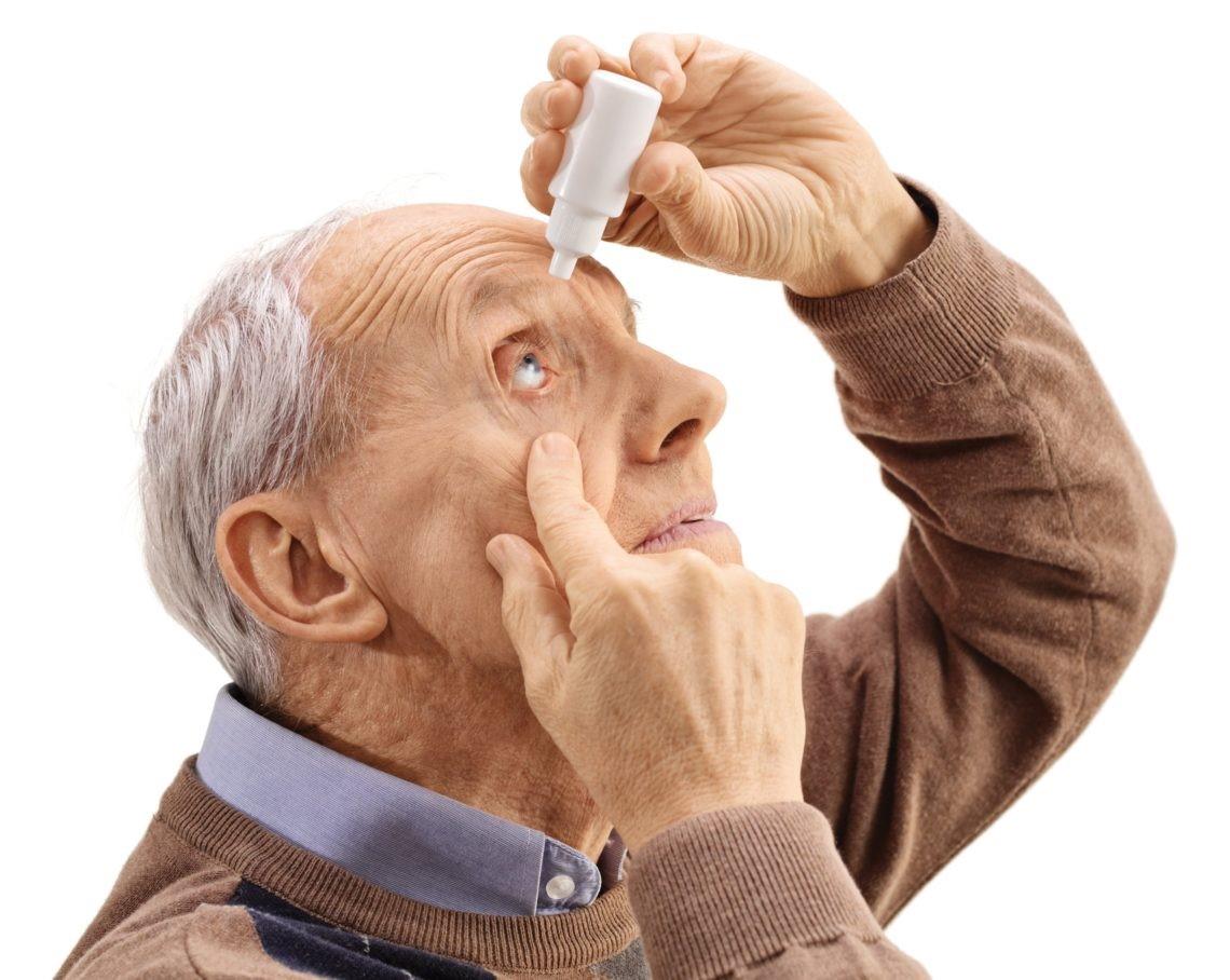 eye drops for eye pressure